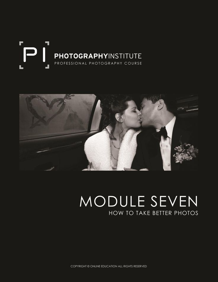 Module 7  #photography #thephotographyinstitute #pi #training #photographycourse #education