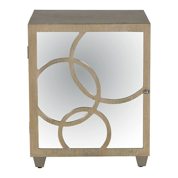 This Leah Nightstand is one of our hot products from Worlds Away. Also comes in a beautiful White Lacquer. #nightstand #interiorhomescapes #worldsaway #bedroom #design #home