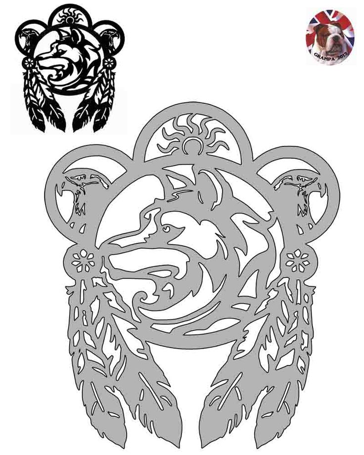 This is a graphic of Inventive Free Printable Scroll Saw Templates