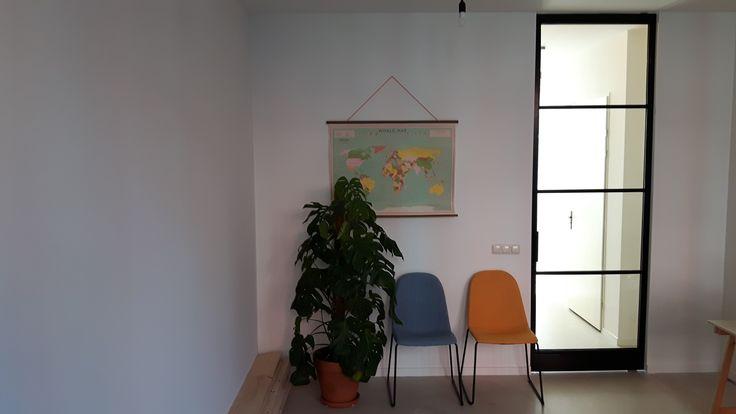 Taatsdeur met FritsJurgens systeem geproduceerd en geplaatst door Mijn Stalen Deur.