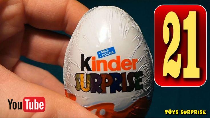 Kinder surprise eggs Nr.21 - Opening eggs Surprise Unboxing http://1url.cz/4tlfk #youtube #Toy #Candy #spielzeug #kindersurprise #jouet #eggssurprise #surpriseeggs #surprise #kidsmovies #kinder #kindersurpriseeggs #kindereggs #eggtoy #huevoskinder #Kinderjoy #dctc #thecroods #toysforkids #huevos #disneytoys #oyuncak #huevossorpresa #collector #croods #kindersorpresa #youtubeforkids #chocolateeggs #sorpresa #videoforkids #kinderjoyeggs #おもちゃ#surpriseeggsunboxing