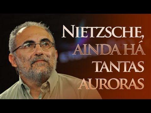 Oswaldo Giacoia Jr. - Nietzsche, ainda há tantas auroras - YouTube