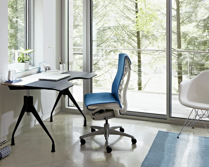 Embody Chair. Work ChairWorkspace DeskHome OfficesHerman MillerOffice ... Awesome Ideas