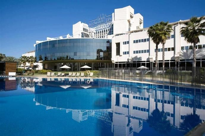 Hotel Deal Checker - Silken Al-Andalus Palace Hotel