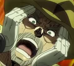 Image result for oh no joseph joestar