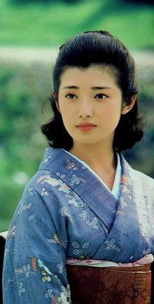 kimono japonais (rétrogirl)
