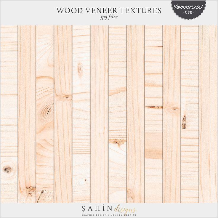 Wood veneer textures cu for Wood veneer garage doors