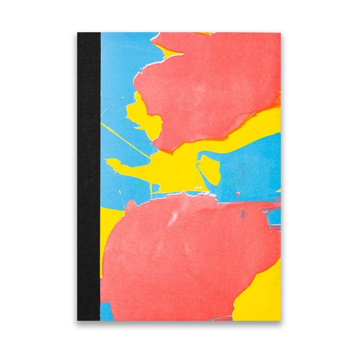 Recycled sketchbook: printed and bound by Hato Press