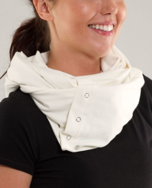 How many ways can you wear your vinyasa scarf?