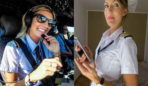 Tahu Ngak ??? Di Negara Inilah Bersarang Para Pilot Cantik Dan Seksi OMG ! Di Negara Ini Bersarang Pilot-Pilot Cantik Dan Seksi -Profesi sebagai pilot identik dengan pekerjaan laki-laki. Tapi karena ada persamaan hak antara pria dan wanita sekarang banyak maskapai yang mempekerjakan wanita sebagai pilot. Tapi tahu tidak di mana sarangnya pilot-pilot berwarjah cantik dan bertubuh seksi?  Ternyata pilot-pilot cantik banyak yang berasal dari Swedia. Tercatat ada empat pilot cantik asal Swedia…