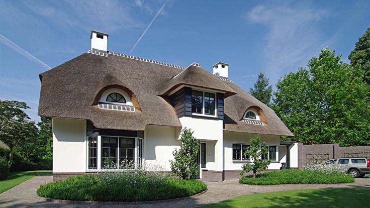25 beste idee n over landhuizen op pinterest landelijke for Huizen stijlen
