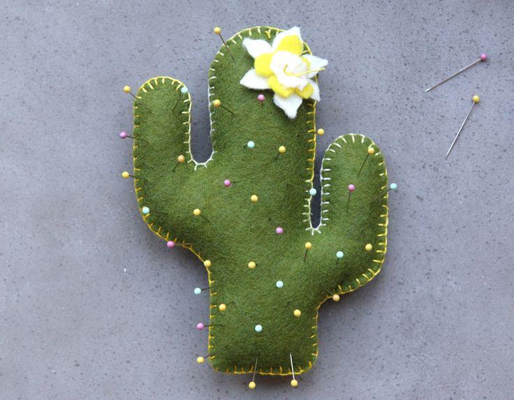 Cactus Pin Cushion Pattern | Pretty Prudent