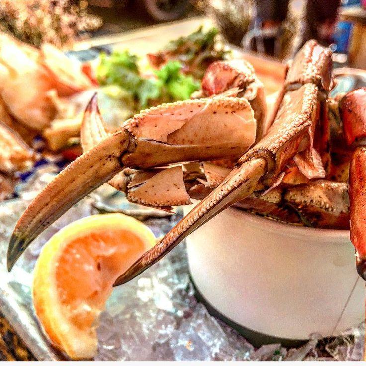 Crab! Local Crab #bayarea #crab @newenglandlobster #sundaybrunch #burlingame #loveithere #greatfood #foodporn #peninsula #california #norcal