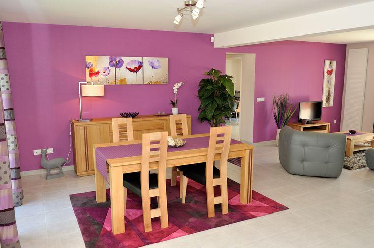 Maison Modèle Maisons Pierre de Sens - 8 boulevard du maréchal Foch - 89100 - Sens - #House #SalleaManger #Décoration #Idées #Inspiration #MaisonsPierre
