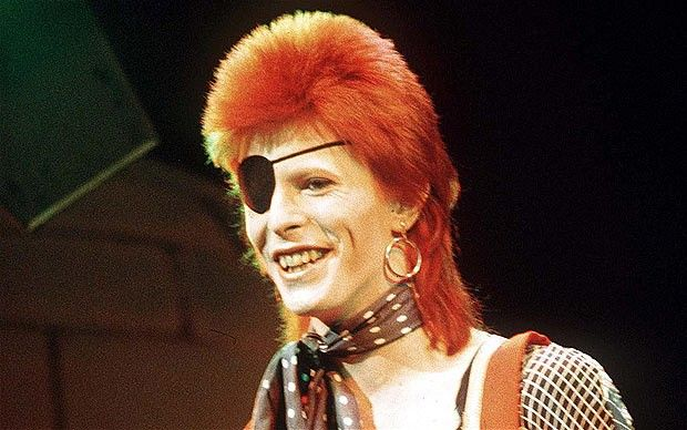 Ziggy Stardust 40 years