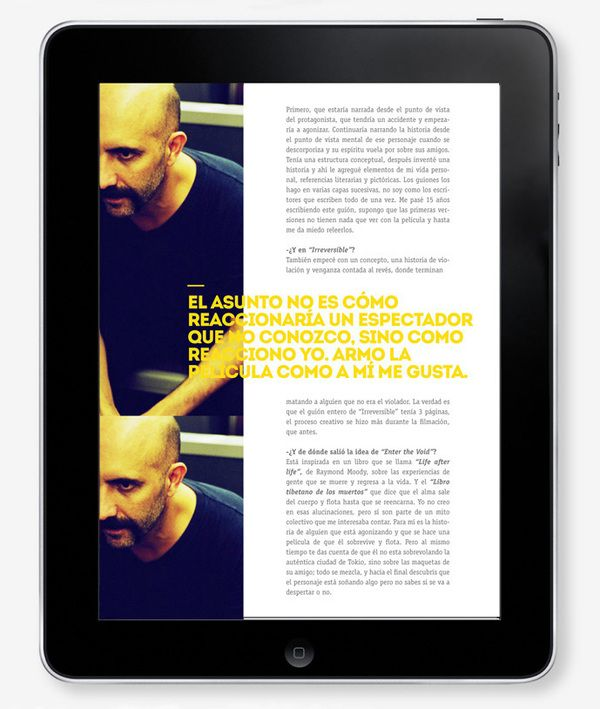 Otras Salas on Behance