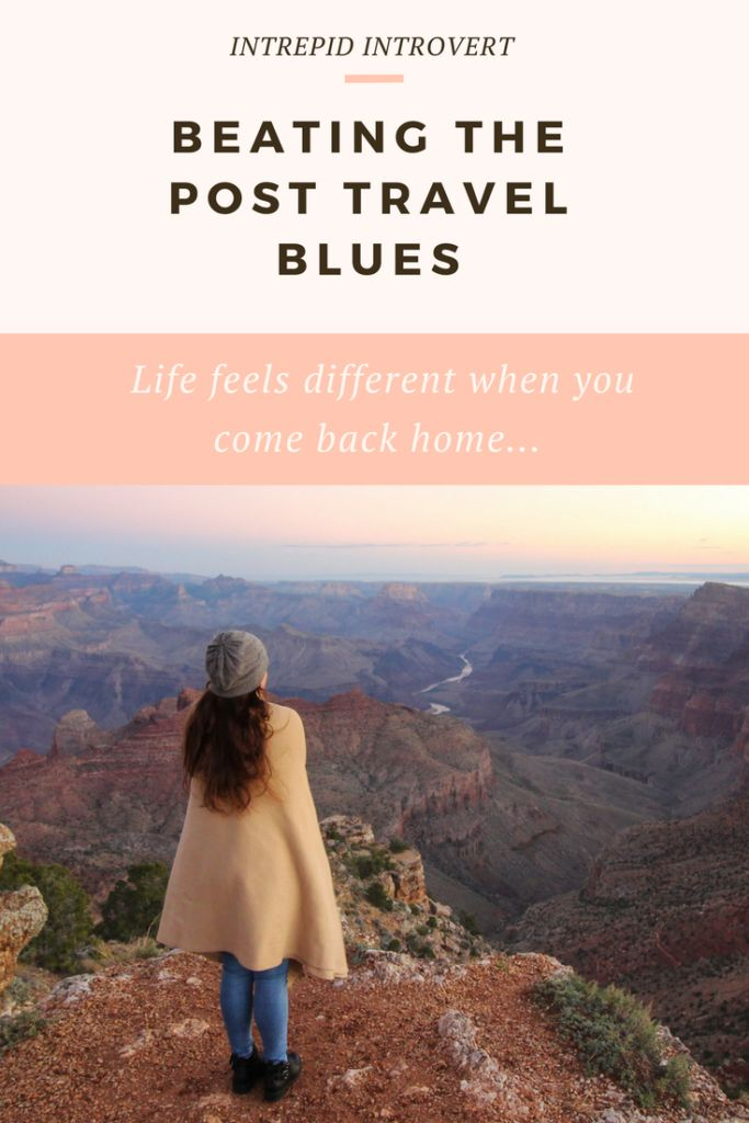 Beating the post travel blues doesn't have to be hard. Often, it's just a change of perspective. Here's my story of post travel blues and how I overcame it. ** WARNING: It's quite vulnerable