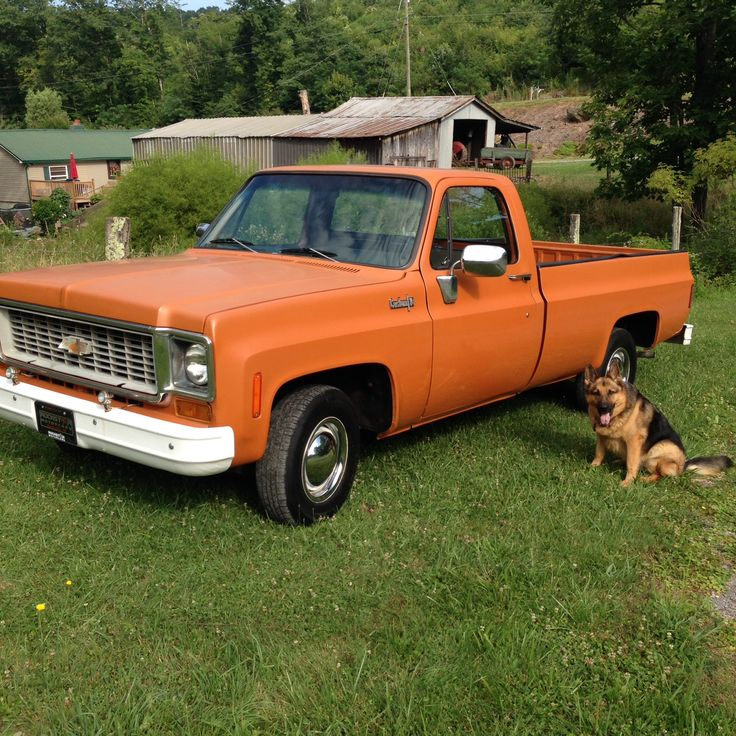 Flatbed Farmtruck: Pin By James Fisher On My 73 C10 Farm Truck