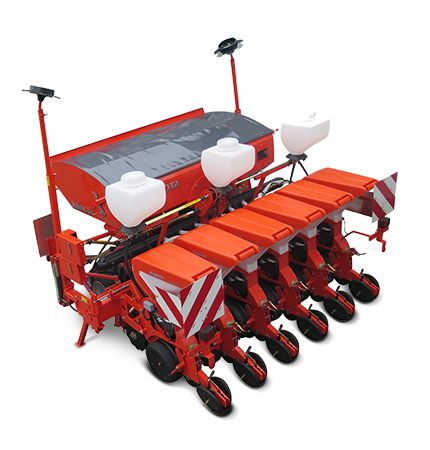 The PP models can be used for standard or mulch seeding (depending on optional equipment). The PP series is available with working widths from 3.00-6.00m with flexibly adjustable row widths and a wide range of additional equipment. Know more at http://www.whitestractors.com.au/seeding-equipment.html  #kubotaseeddrill