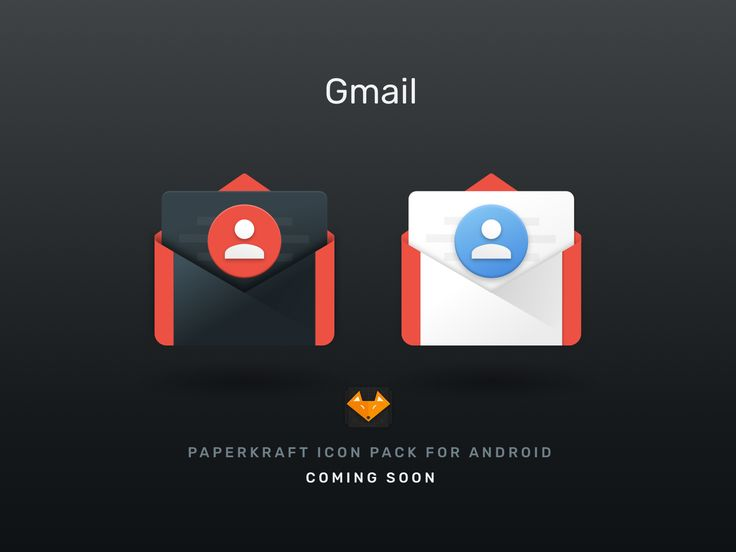 Gmail for Android Icon