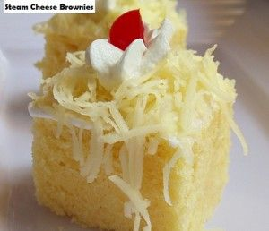 Resep: Brownies Keju