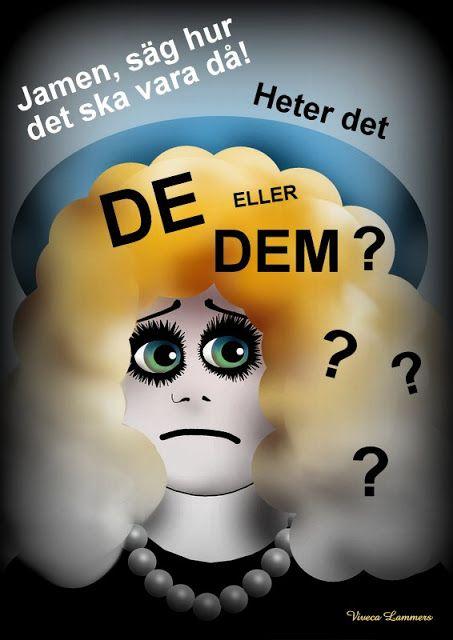Life Dance: Svensk grammatik 1