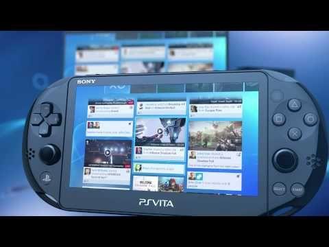 Remote Play: Nuevo tráiler entre PS Vita y PS4 de Sony