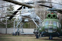 Ми-10, Центральный музей ВВС РФ, п.Монино