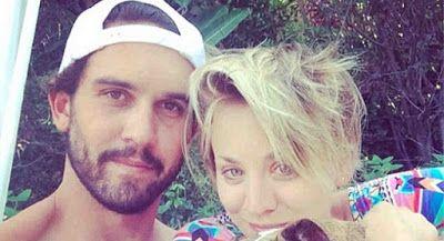 cotibluemos: Kaley Cuoco y su marido van a tener un divorcio rá...