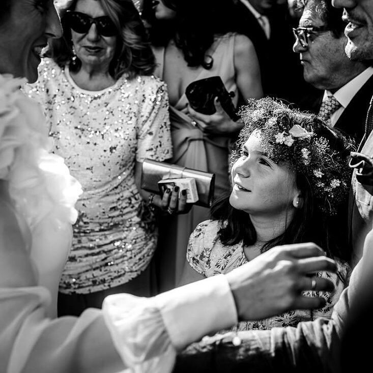 Una mirada dice mal que mil palabras.  #blackandwhite #feelings #photography #wedding #boda #bodasevilla #cadiz #malaga #love