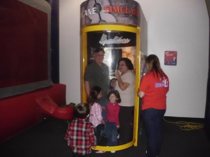 Our Hurricane Simulator