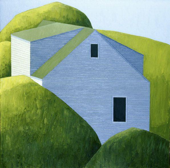 Paintings by Scott Redden