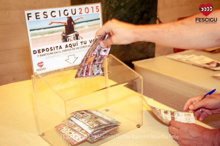 Votaciones. Fecha: 29/09/2015. Foto: Mariam Useros Barrero/Mausba Foto