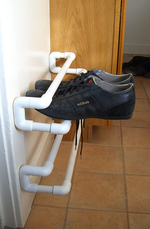 pvc pipe shoe storage 28 images how to pvc pipe wreath & Nice Images Of Pvc Pipe Shoe Rack - Best Home Plans and Interior ...