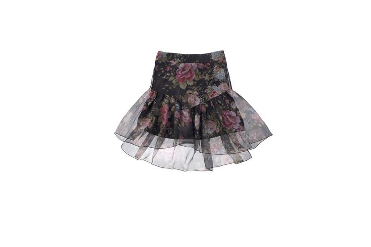 Gonna fantasia#maisonespin #springsummercollection13 #womancollection #tskirt #lovely #MadewithLove #romanticstyle #milano