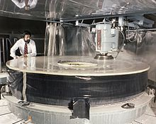 The large mirror for the Hubble Space Telescope. - Wikipedia, the free encyclopedia