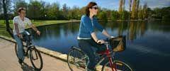 Canberra bike tours