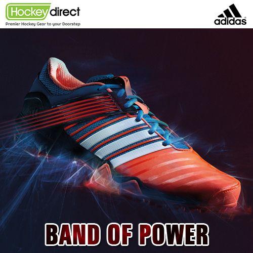 Adidas Adipower II Hockey Shoe: Immense comfort, support, traction  stability. #hockey #FieldHockey #sport