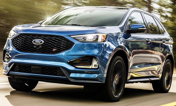 Ford Edge St 2018 Preis Motor Ford Edge Ford Ecosport Gunstige Sportwagen
