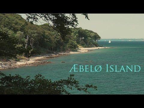 Walking to Æbelø Island - North Funen, Denmark... - YouTube