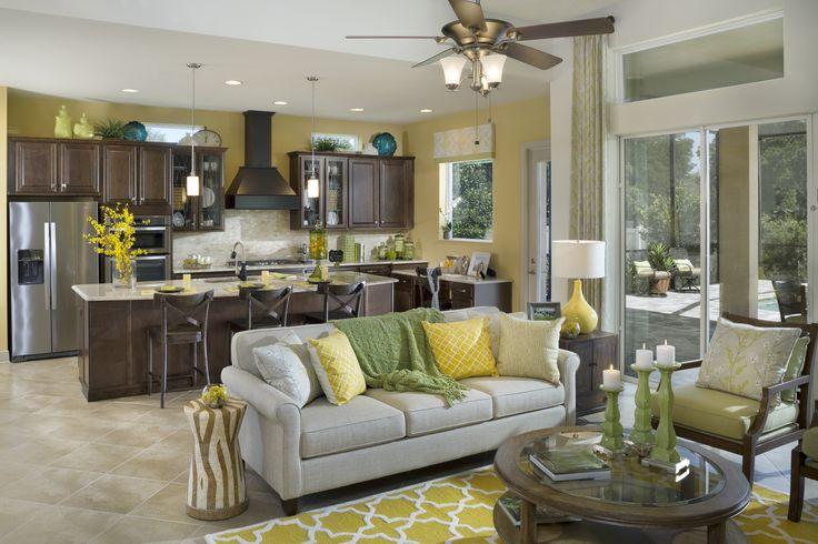 Model home sales