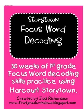 10 best harcourt storytown images on pinterest classroom ideas 1st 20 days harcourt storytown fandeluxe Image collections
