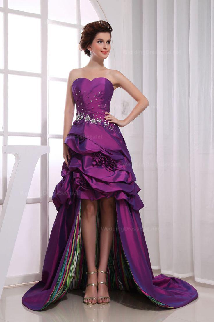 a mullet dress