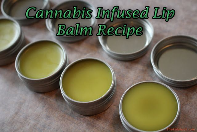Make your own cannabis lip balm. This recipe is cheap and easy. Plus it doesn't have any harmful petrochemicals!  #lipbalm #lips #lipcare #diy #cannabis #recipes