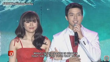 Elmo Magalona and Janella Salvador Perform 'Born For You' Theme Song (Video)