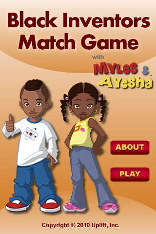 'Black Inventors Match Game' Available on: Android and iOS This app, for younger children around ages 7-12, features the characters Myles and Ayesha as interactive teachers. They will help kids learn about Black inventors and their inventions, such as the doorknob, traffic light, lemon squeezer and many more. Then users can test their knowledge with …