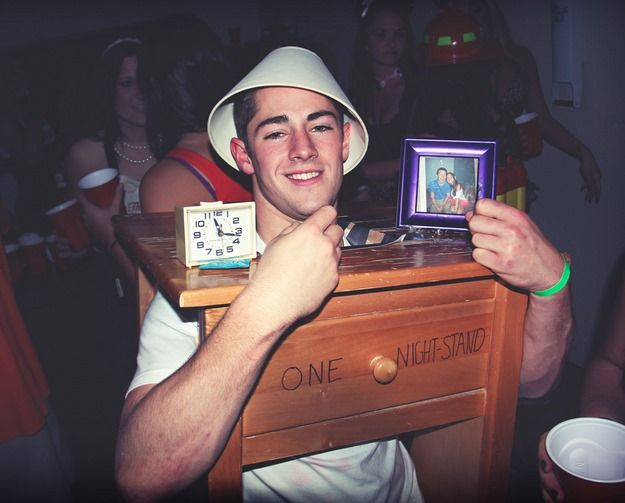 One Night Stand Halloween Costume-Costumes for College guys