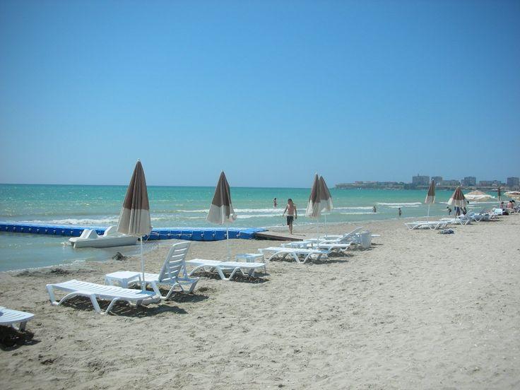 Nur Beach, Aktau