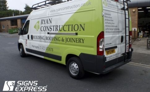Pin On Roofing Vehicle Wraps