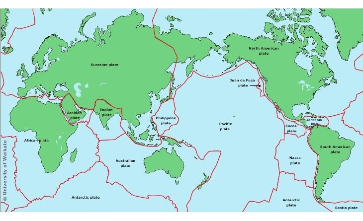 STUDENT ACTIVITY: Tectonic jigsaw puzzles - In this activity, students turn a map of the Earth into puzzle pieces to investigate tectonic plates.